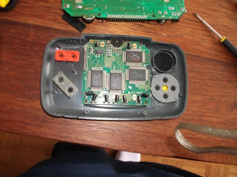 [Résolu Merci ] Probleme Console portable  Gamate qui ne s'allume pas  Dscf1313
