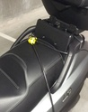 Un antivol pour éviter ouverture de selle et coffre arrière Antivo10