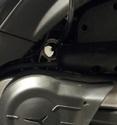 Un antivol pour éviter ouverture de selle et coffre arrière Antivo11