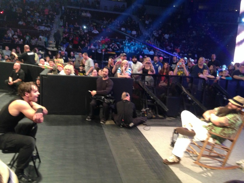 Funny Pictures from Shield vs. Wyatt Family Smackdown Dark Match Tb2zbl10