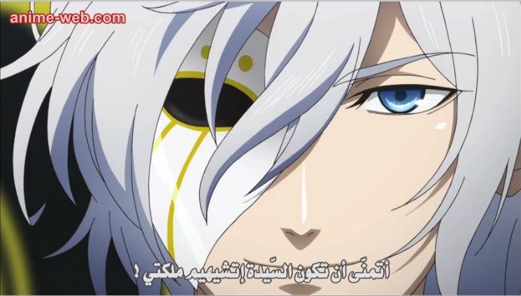 الحلقة 12 من أنمي شتاء المميز Nobunaga the Fool   1108