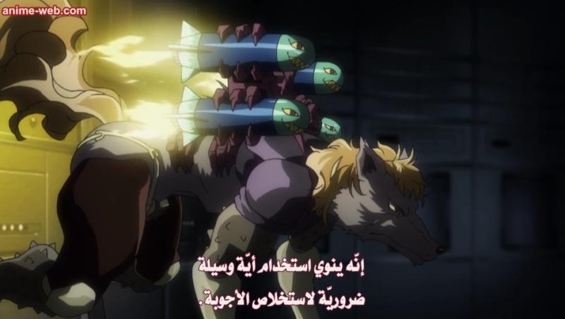 """لحلقة 123 من hunter x hunter القناص مترجمة بعنوان""""ام أربعة وأربعين وذكرى"""" 1109"""