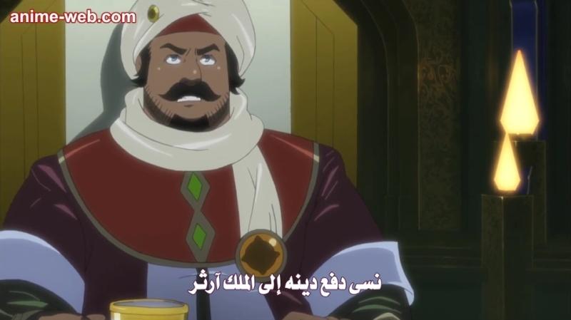 الحلقة 13 من أنمي شتاء المميز Nobunaga the Fool   1111