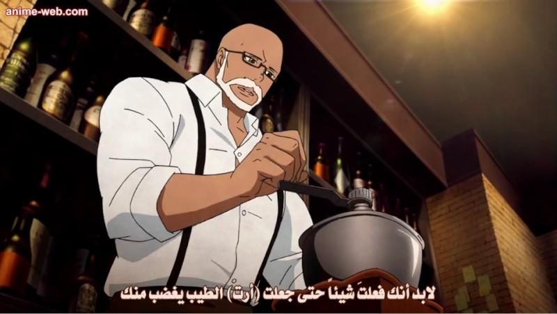 الحقله السابعه من أنمي الجرائم والقوى الخارقه Hamatora The Animation 2 177