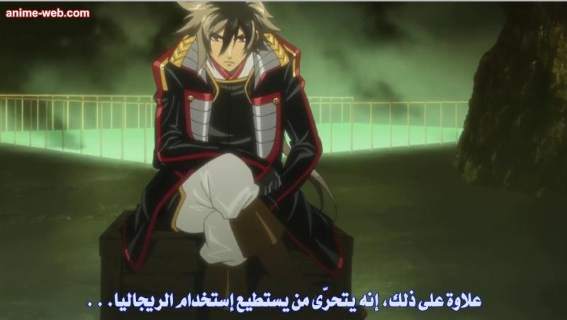 الحلقة الثامنه من أنمي شتاء المميز Nobunaga the Fool 185
