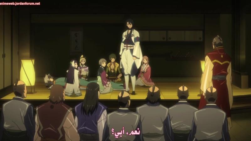 الحلقة الخامسه مترجمه من أنمي شتاء المميز Nobunaga the Fool 254