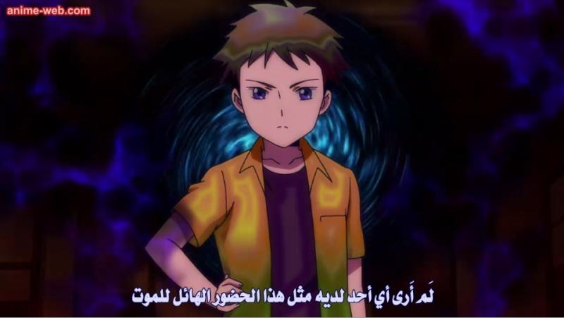 الحقله السادسه من أنمي الجرائم والقوى الخارقه Hamatora The Animation 2 259