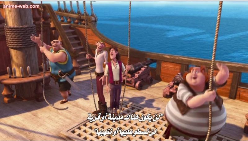 فيلم السحر والجمال The piret fairy 2014  282