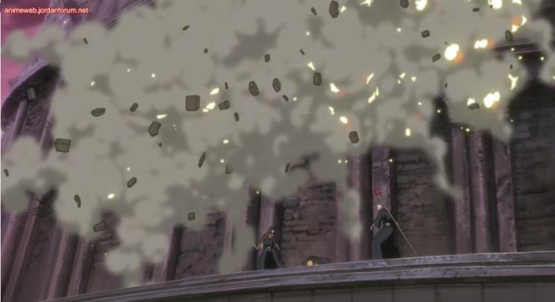 الفيلم الحماسي Bleach: The DiamondDust Rebellion 514