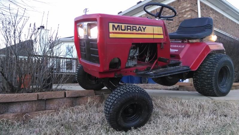 My '83 Murray Mudder Murray23