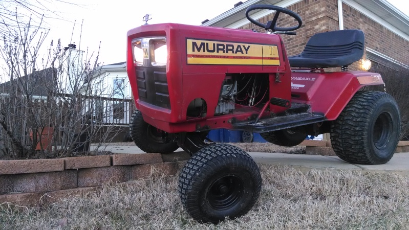 If you have a murray, post here! Murray24