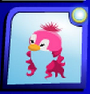 Pinky The Penguin hat Hat_bm14