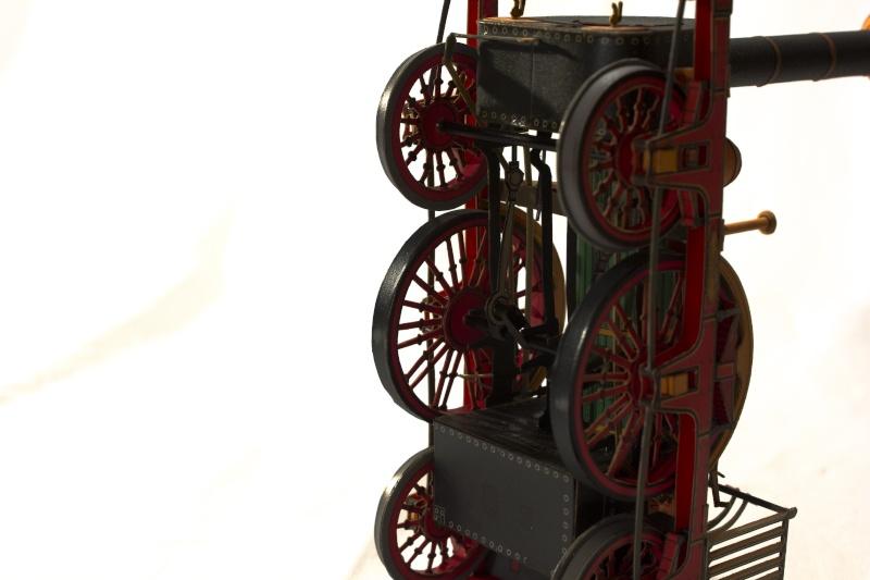 """Der """"Adler"""" - Deutschlands erste Lokomotive / Kartonmodell der Firma Schreiber 05010"""