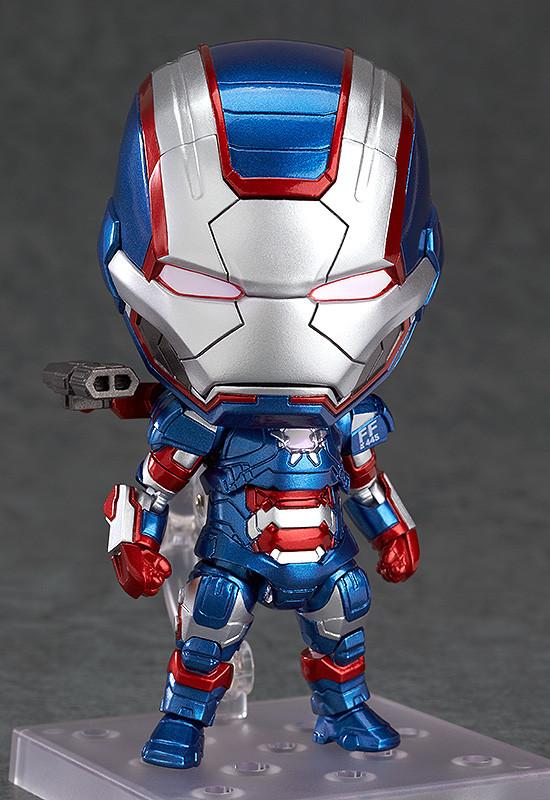 Iron Man 3 / Iron Patriot Hero's Edition (Nendoroid) / Good Smile Company / Mai 2014 4a58e810