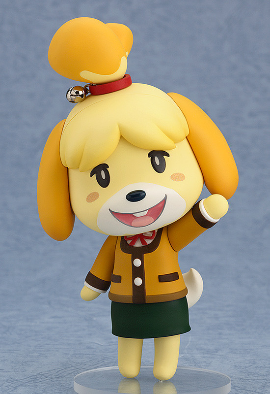 Animal Crossing - Isabelle Shizue Winter uniform (Nendoroid) - Good Smile Company 7a895410