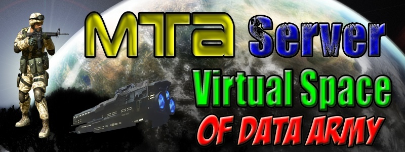 Virtual Space Of Data Army RPG
