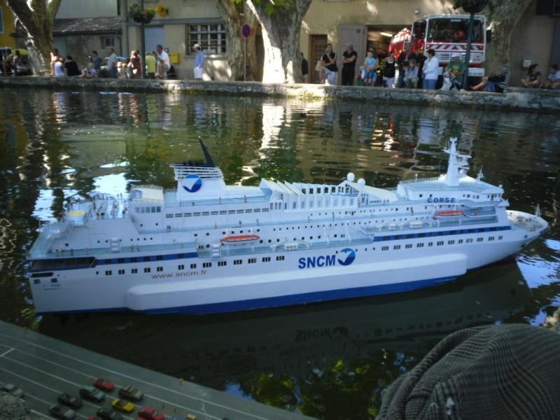 LE CORSE ferry de la SNCM MAQUETTE AU 1/72 Cucuro21