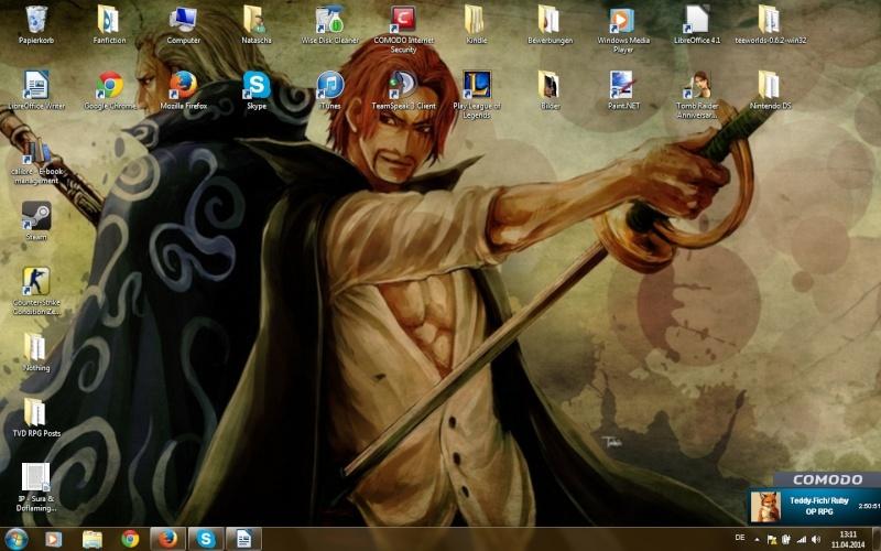 Zeig her deinen Desktop - Seite 4 Blablu10