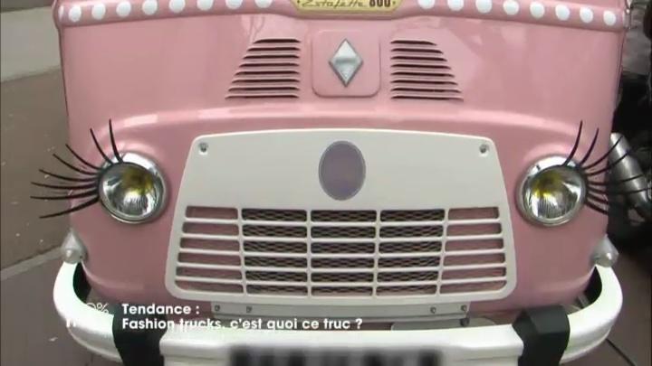 Camionnette mobile antique pour des soins esthétique mobile Vlcsna29