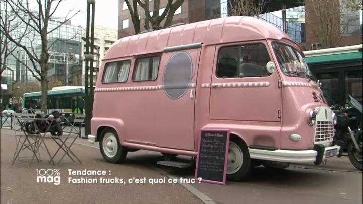 Camionnette mobile antique pour des soins esthétique mobile Vlcsna30