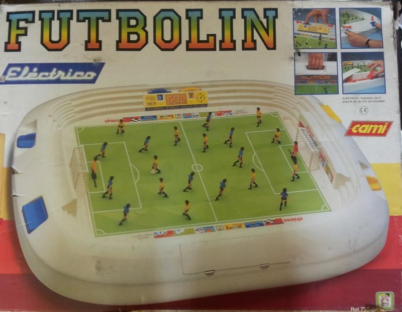 VENDO CALCIO BALILLA ELETTRICO Futbol10