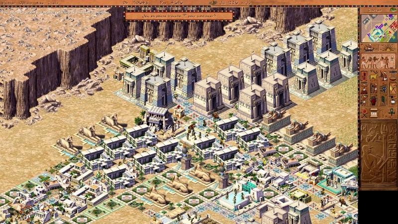 Ramses dans la vallée 110