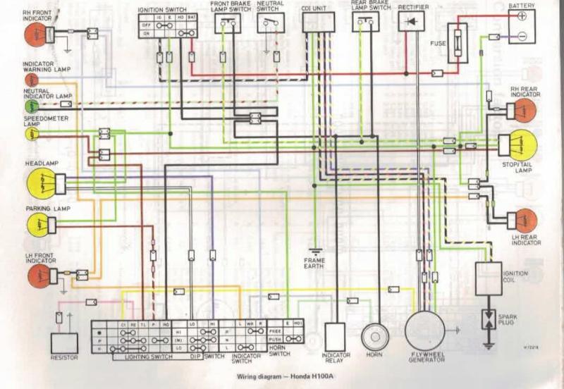 honda h100sj wiring rh caferacer forumotion com Honda Civic Wiring Schematics Schematic Diagram Honda