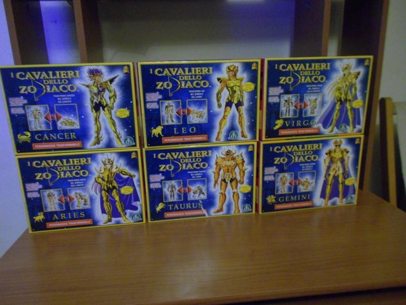 Vendo collezione Cavalieri dello zodiaco Dscn1126