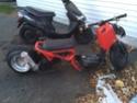 2009 Honda Ruckus GY6 150cc swap For sale 14514611