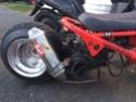 2009 Honda Ruckus GY6 150cc swap For sale 14524011