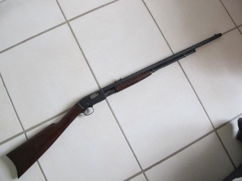 Remington Model 12 Rem110