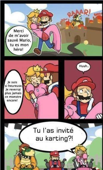 Images humoristiques ayant lien avec le jeu vidéo - Page 5 Mario10
