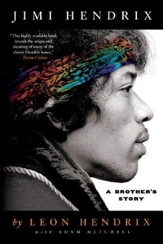 Jimi Hendrix : A Brother's Story (Leon Hendrix & Adam Mitchell) [2012] 51q3zv10