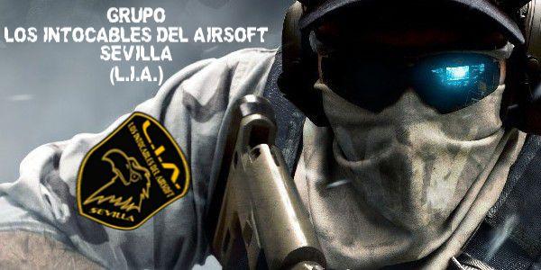 Grupo Los intocables del Airsoft (L.I.A.) Sevilla