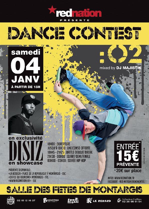 Dance Contest 2ème édition avec Disiz Dance_16