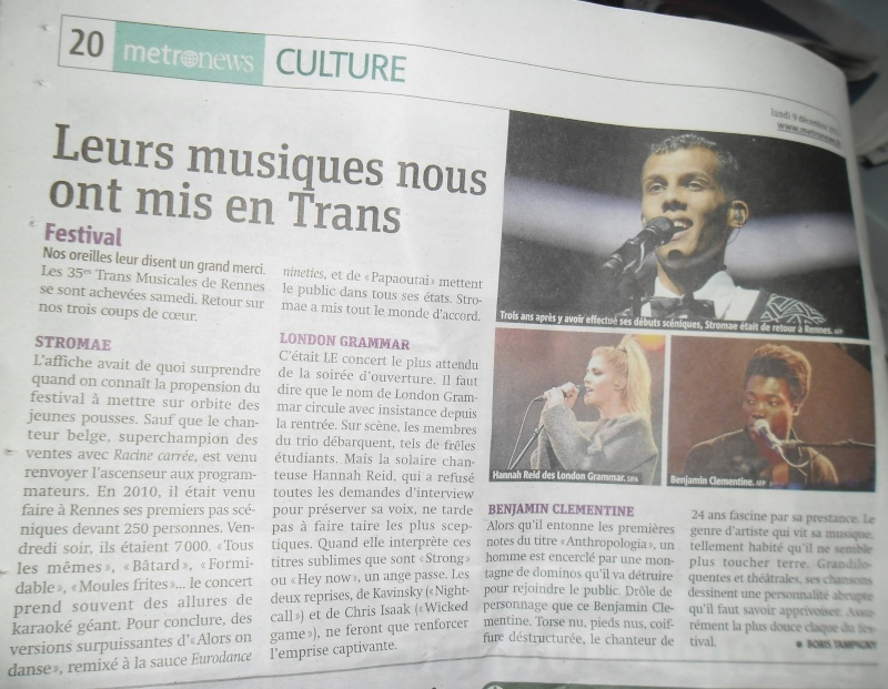 06/12/13 Les Transmusicales de Rennes  Sam_1310