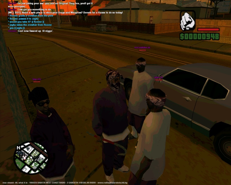 ★ Hoovers Rollin' Heightz Ballas Gang Application ★  215