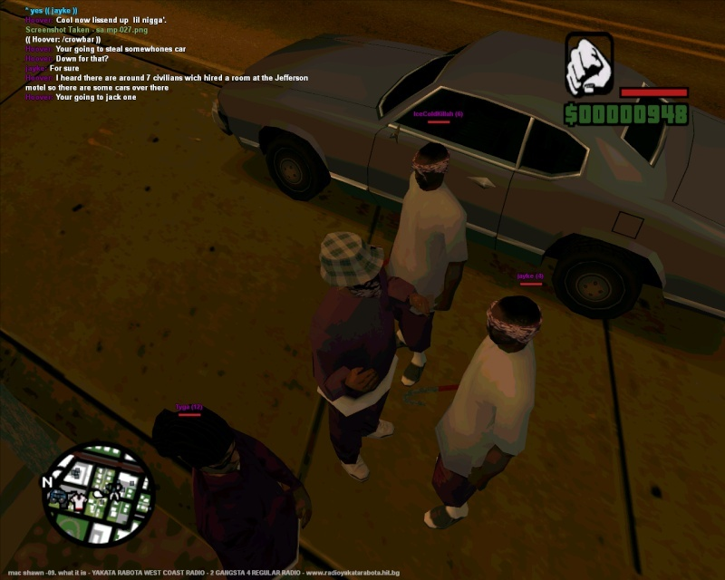 ★ Hoovers Rollin' Heightz Ballas Gang Application ★  314