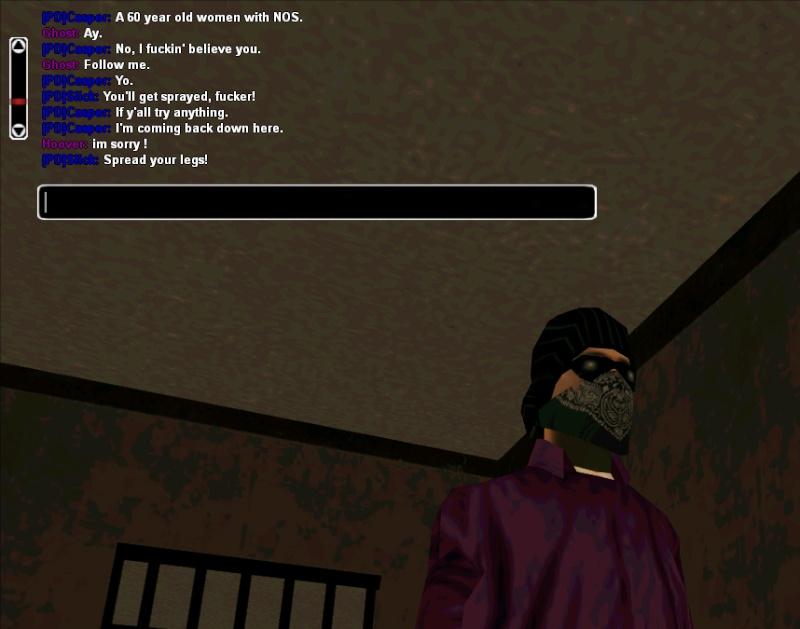 Reporting Slick & Casper Jail111