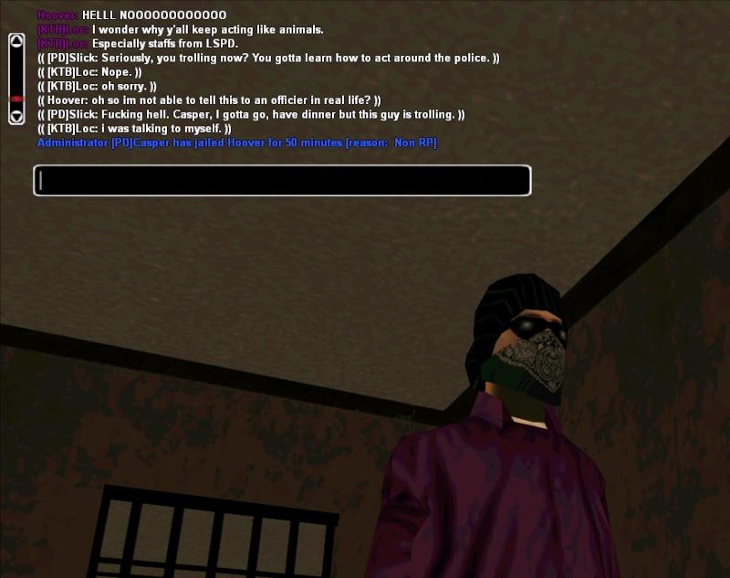 Reporting Slick & Casper Jail210