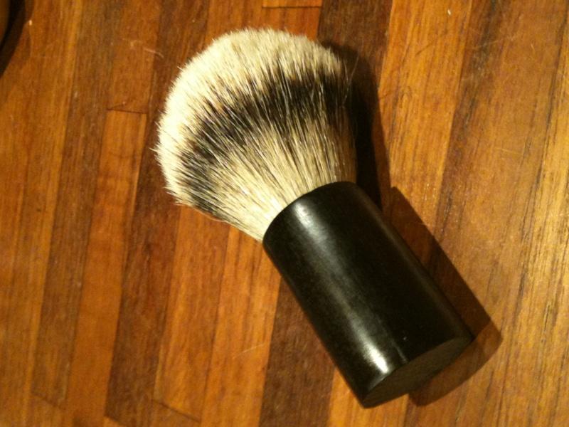 Silvertip Grade A de chez Golden Nibe Blair511
