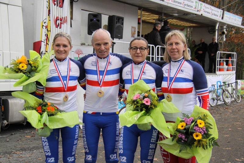 Masters de cyclo-cross le 24 Novembre 2013 à Pierric (Loire-Atlantique) 13972010