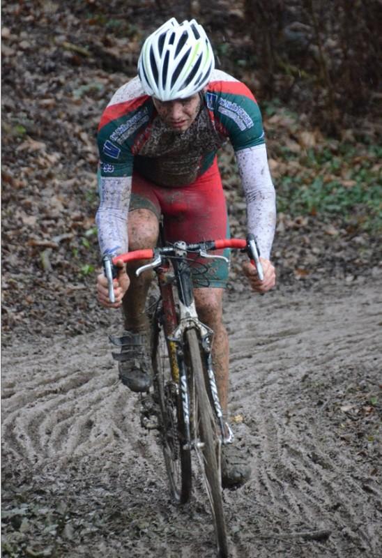 FSGT Cyclo-cross de Mitry-Mory  1ère, 2ème et 3ème Catégories  26 Janvier 2014 Podvin10