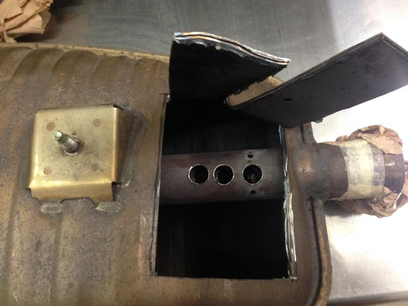 Réaliser son échappement Exhaust soit même .... - Page 2 Img_3211