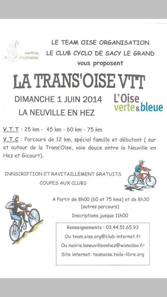 [60] LA TRANS'OISE VTT - 1 juin 2014 2014-010