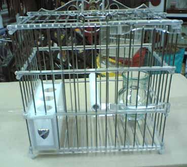 cage d'écolage pour les jeunes. 120jau10
