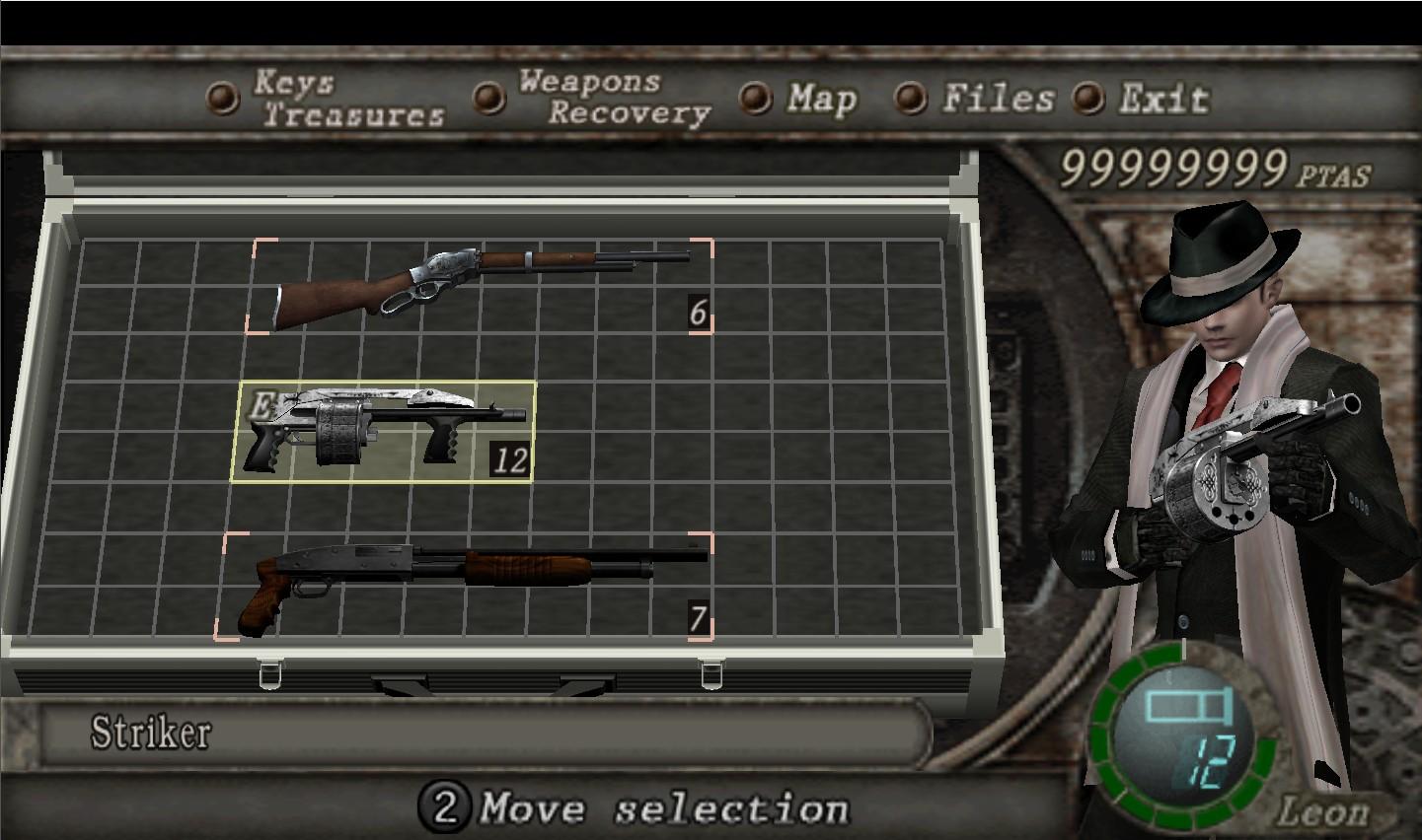 Pack de armas clásicas (Old-style-weapons-pack) 00210