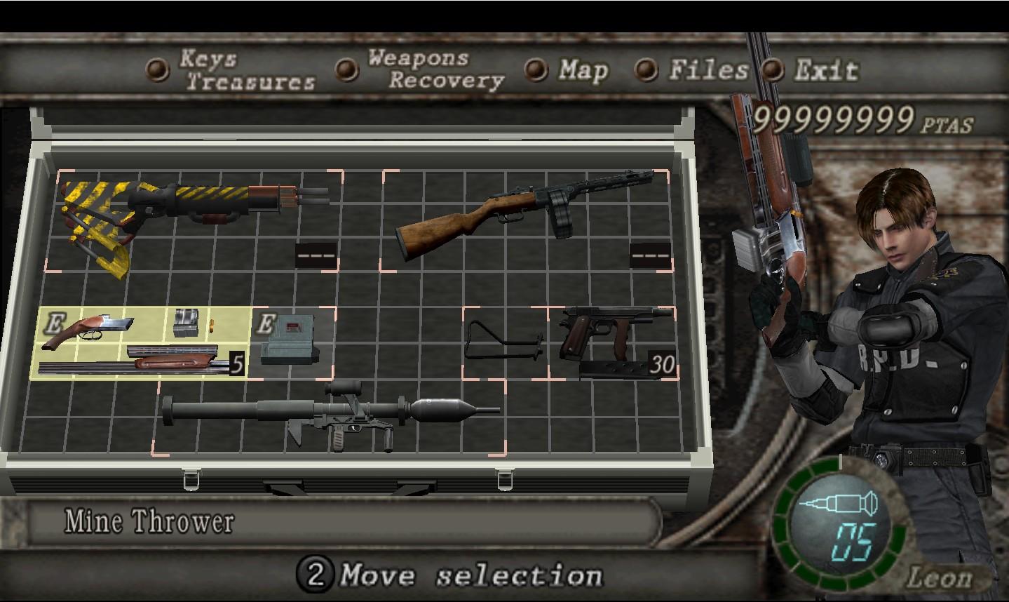 Pack de armas clásicas (Old-style-weapons-pack) 00410