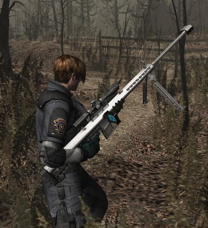 [OFFLINE] Barrett .50 CAL replace Semi-auto Rifle 0111