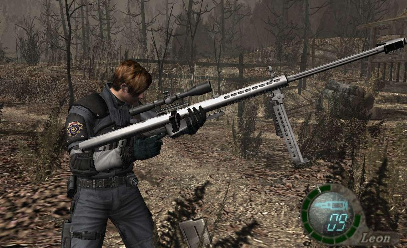 [OFFLINE] Barrett .50 CAL replace Semi-auto Rifle 0711